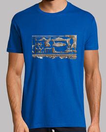 Dintel del templo de Abidos