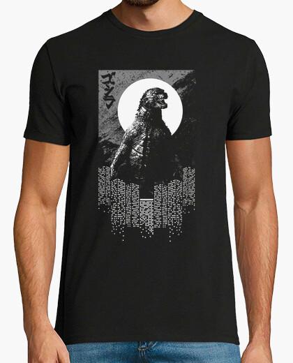 T-shirt dio del mostro