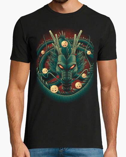 Camiseta Dios Dragon