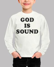 dios es sonido