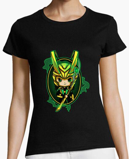 Camiseta dios oscuro