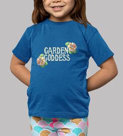 diosa del jardín