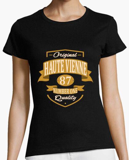 T-shirt dipartimento di haute vienne 87