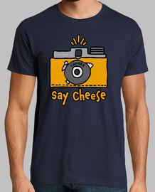 dire formaggio