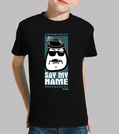 dire mon nom ...