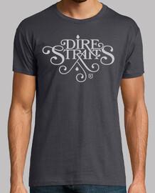 Dire Straits Logo (gris)