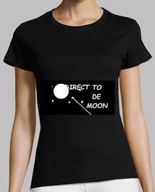 Directa a la luna