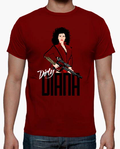 Camiseta Dirty Diana