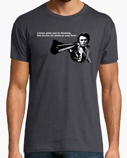 Camiseta Dirty Harry