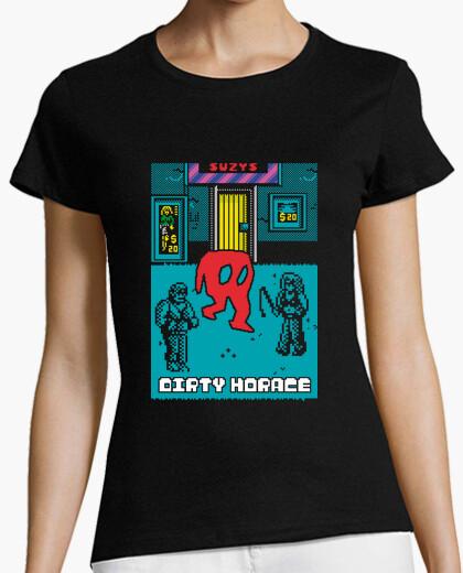 Tee-shirt Dirty Horace