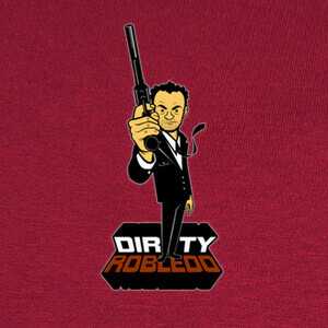 Camisetas Dirty Robledo