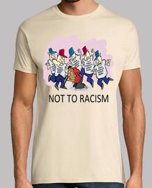 discarica - no al racismo