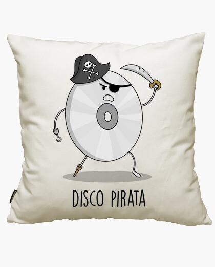 Funda cojín Disco Pirata