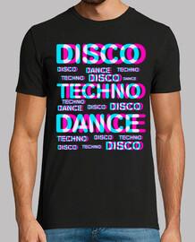 discoteca techno dance
