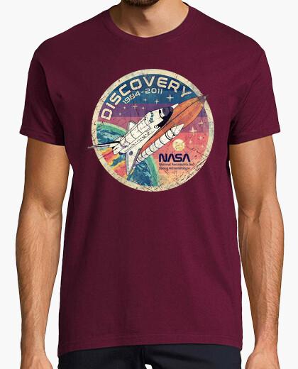 Camiseta Discovery 1984-2011 Vintage Emblem