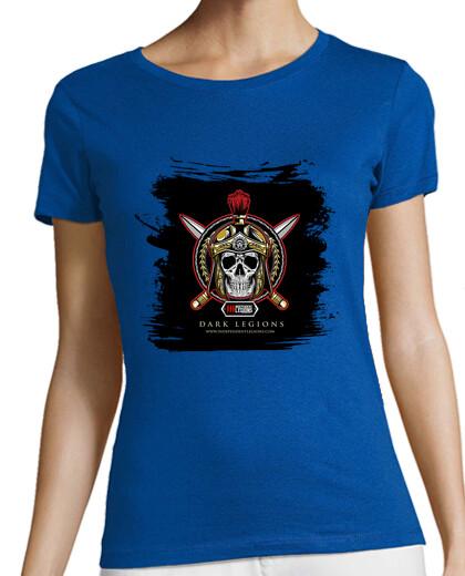 Visualizza T-shirt donna bellico