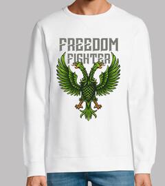 Diseño Águilas Retro Lucha Libertad
