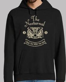 Diseño Búho Retro Lechuza OWL Noche