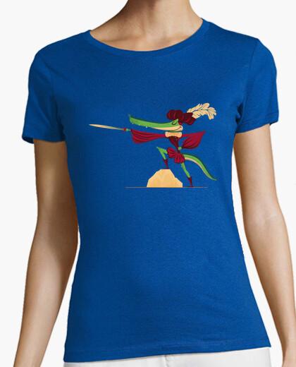 Camiseta Diseño cocodrilo