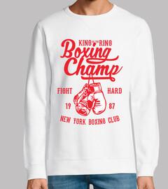 Diseño de Boxeador 1987 Boxeo