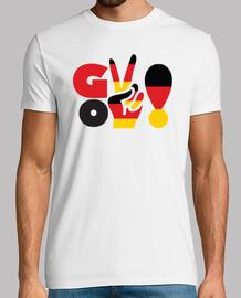 diseño del orgullo alemán