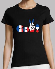 diseño del tema de francia