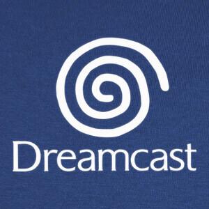 Camisetas Diseño Dreamcast Retro