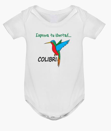 Ropa infantil Diseño EL COLIBRI Expresa tu libertad