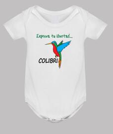 Diseño EL COLIBRI Expresa tu libertad