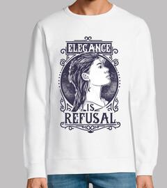 Diseño Elegance is Refusal Vintage