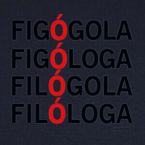 Camisetas Diseño FIGOLOGA