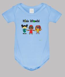 Diseño Kids World