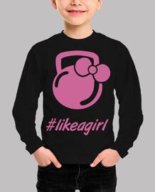 Diseño Like a girl