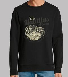 Diseño Molusco Cefalópodo Nautilus