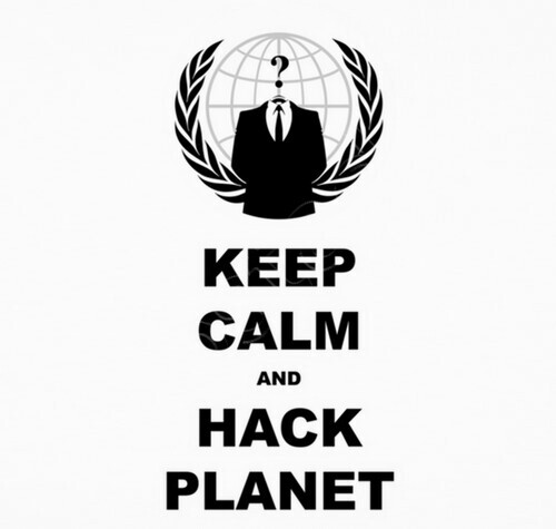 Hack The Planet Shirt