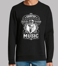 Diseño Nashville Rockabilly Rock N Roll