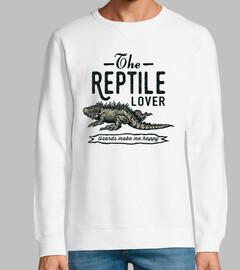 Diseño Reptiles Retro Vintage Lagarto
