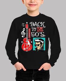 Diseño Rock N Roll Rocker Rockabilly
