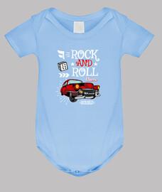 Diseño Rock Rockabilly Rockers Retro