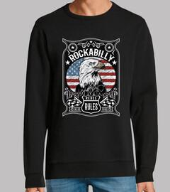 Diseño Rockabilly American Rockers USA