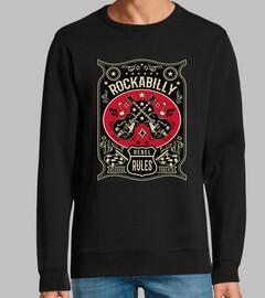 Diseño Rockabilly Guitars Rockers USA