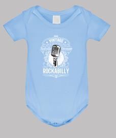 Diseño Rockabilly Nashville Rock N Roll