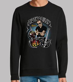 Diseño Rockabilly Rockers USA Vintage