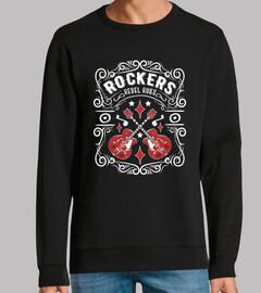 Diseño Rockers Vintage Rockabilly USA