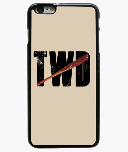 Funda iPhone 6 Plus / 6S Plus Diseño TWD Lucille