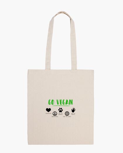 Bolsa Diseño Vegano