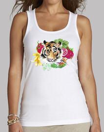 Diseño wild tiger