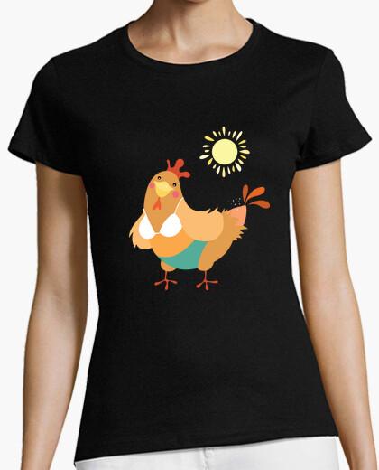 Camiseta disfruta de tu verano ... tomando el sol