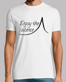 disfruta el silencio