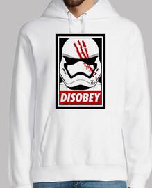 disobey (bianco)